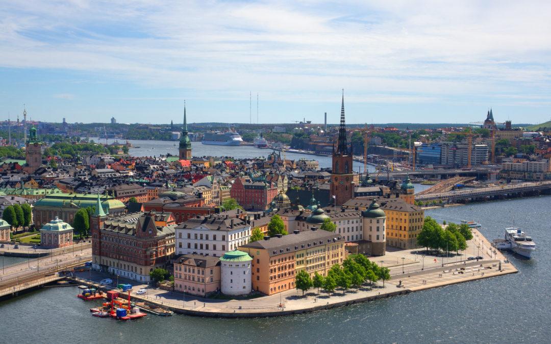 Midsommer in Stockholm